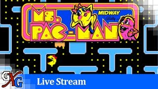 🔴 Breaking 100,000 on Ms. Pac-Man with a D-Pad Controller!