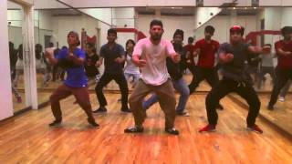 Old School Hip Hop | New Jack Swing | Class with ABHISHEK DAS | INDIA