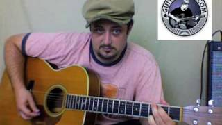 Learn Easy Songs on Acoustic Guitar - Neil Young - Heart of Gold Free Online Guitar Lessons