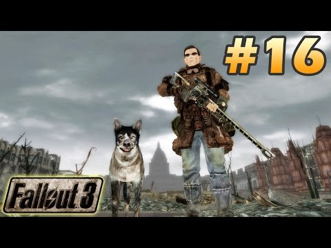 Fallout 3 - Ep.16 : Jefferson Memorial - Playthrough FR HD par Fanta