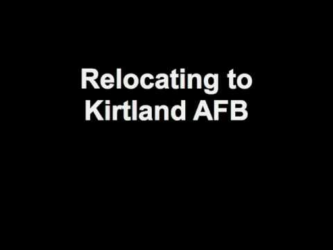 Relocating | PCSing to Kirtland AFB. Relocating | PCSing to Kirtland AFB