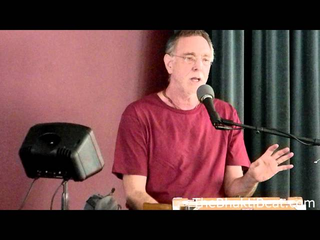 "Krishna Das Workshop @ Chantlanta 2013-""Bringing the Light"""