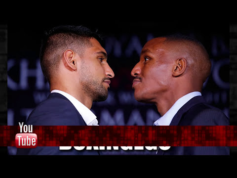 Oscar De La Hoya says AMIR KHAN gives MANNY PACQUIAO PROBLEMS in a fight