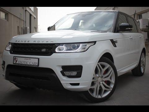 2014 Range Rover Sport Supercharged V6 Hse Exterior Interior Walk Around How To Save Money