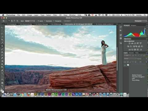 Adobe Creative Cloud and CS6 for Designers with Terry White