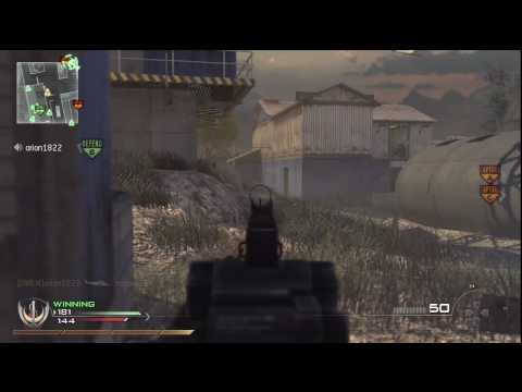 Modern Warfare 2 Domination #11.5 HD (Flawless Scar H/ UMP) Video