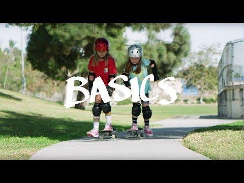 PRO-TEC Basics: How to Push on a Skateboard