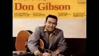 Watch Don Gibson Anything New Gets Old except My Love For You video