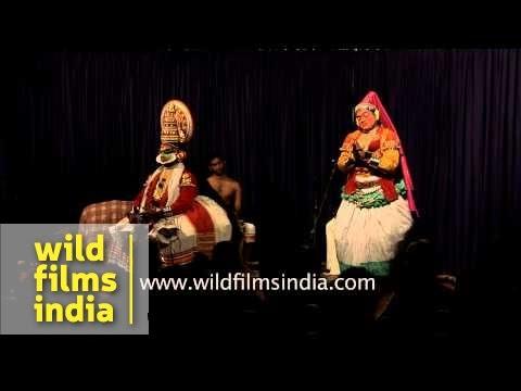 Kathakali - Classical Dance Form Of Kerala video