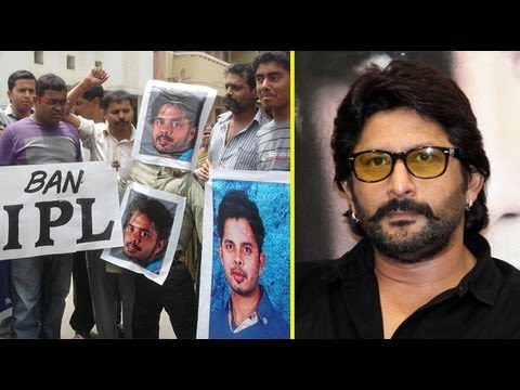 Watch Spot Fixing Is A Disgraceful Act: Arshad Warsi