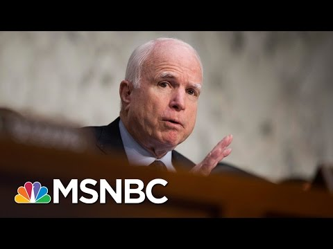 John McCain: President Obama Directly Responsible For Orlando Shooting | MSNBC