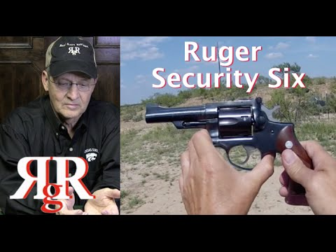 Ruger Security Six On the Range Review