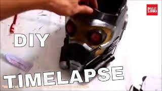 download lagu Timelapse - Make Star-lord Mask Diy Cosplay gratis