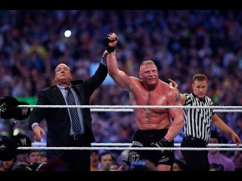WWE Summerslam Lesnar vs Cena Match Recap - #CUPodcast