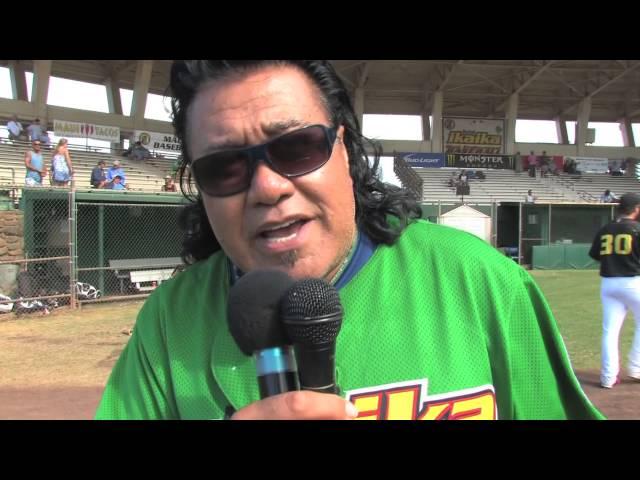 07/20/13 Josh Larson Interview - Na Koa Ikaika Maui vs. San Rafael Pacifics 2-1