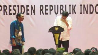 Download Lagu Dijamin ngakak, Presiden Jokowi sampai gak bisa berhenti ketawa mendengar jawaban lucu petani Gratis STAFABAND