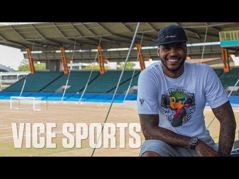 Stay Melo: Carmelo in San Juan's Toughest Slum & the Knicks in Puerto Rico