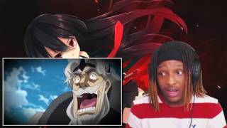 Akame ga kill Tatsumi Death (Taking request) | This Anime Is Lit | [REACTION]