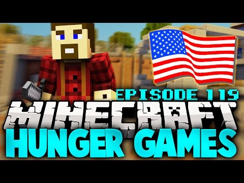Minecraft Hunger Games: i Don't Speak American! - Ep 119 video