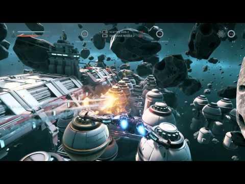 "EVERSPACEâ""¢ Alpha Gameplay Trailer"