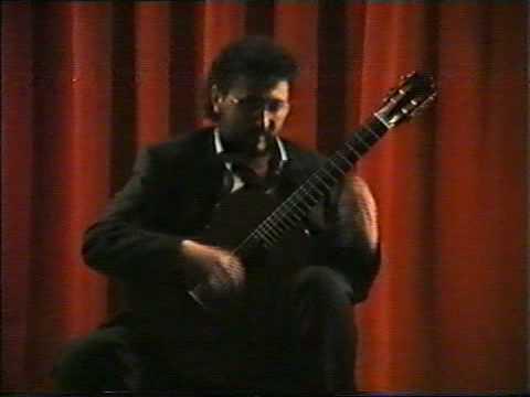 Aniello Desiderio plays Domeniconi: Koyunbaba 1° mov.