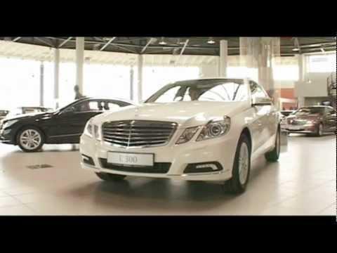 Mercedes-Benz E 300 W212 / Тест-драйв