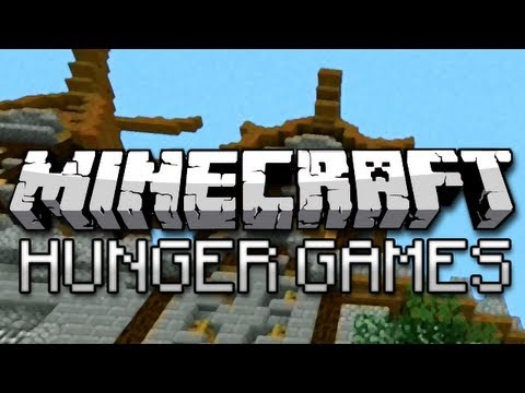 Minecraft: Hunger Games Survival w/ CaptainSparklez - Legolas
