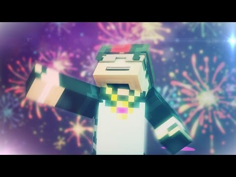 """Minecraft Animated Short : """"IF I COULD SEE YOUR FACE"""" A Music Video"""
