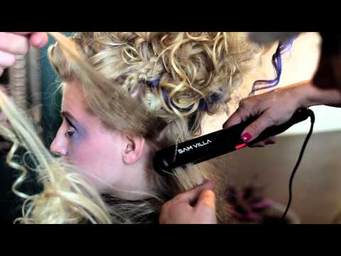 Salon Wars: Marie Antoinette Hair Styling Competition