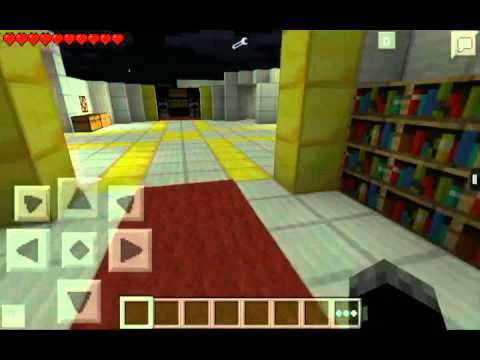 Minecraft pe Redstone Lamp Mod