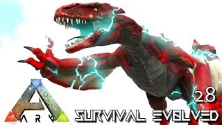 ARK: SURVIVAL EVOLVED - DIOREX MONSTER & TOXIC THYLACOLEO TAMING E28 !!! ( PRIMAL FEAR PYRIA )