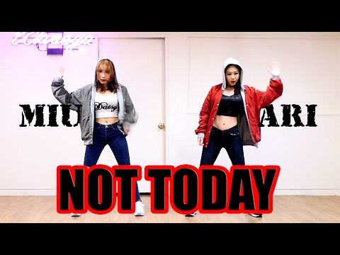 開始Youtube練舞:not today-BTS | 個人自學MV