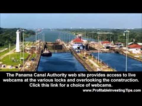 Panama Canal Expansion Update January 2015