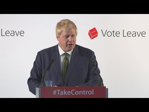 EU referendum: Boris Johnson vs David Cameron on security