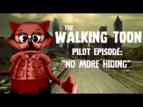 The Walking Toon: Pilot Episode video