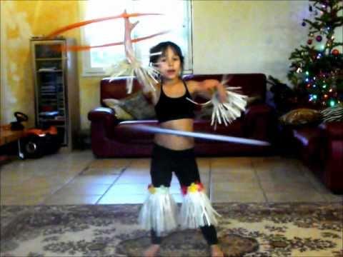 Waka Waka Shakira Eva's Incredible Talent Choregraphie Hulahoop video