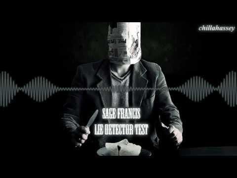 Sage Francis - Lie Detector Test