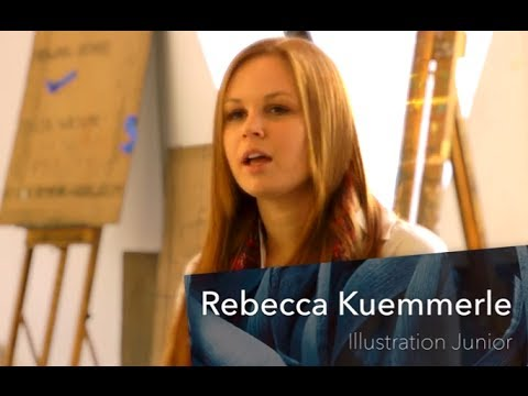 Student Interview // Rebecca Kuemmerle