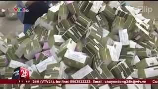 Cận cảnh hàng triệu tờ tiền cũ bị nghiền vụn mỗi ngày tại Kho tiền Trung ương