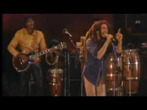 Bob Marley  Zimbabwe  Santa Barbara 1979