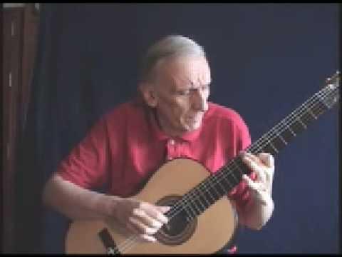 F. Tarrega - Endecha César Amaro guitarra