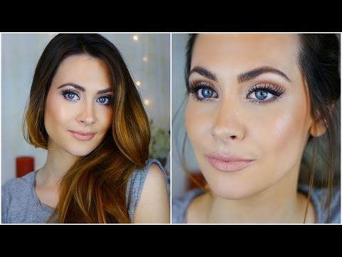 Tutoriales-Maquillaje Natural y Luminoso. Natural & Glow Makeup Tutorial | Lizy P