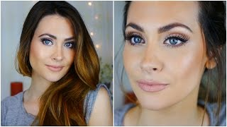 Maquillaje Natural y Luminoso. Natural & Glow Makeup Tutorial | Lizy P
