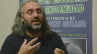 Entrevista a Vicent Guillem en junio de 2012