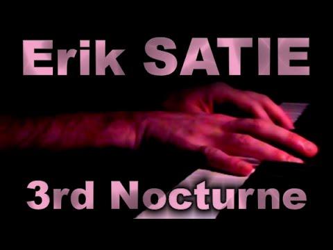 Эрик Сати - 3 nocturnes