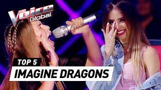 Download Lagu IMAGINE DRAGONS in The Voice Kids | The Voice Global Gratis STAFABAND