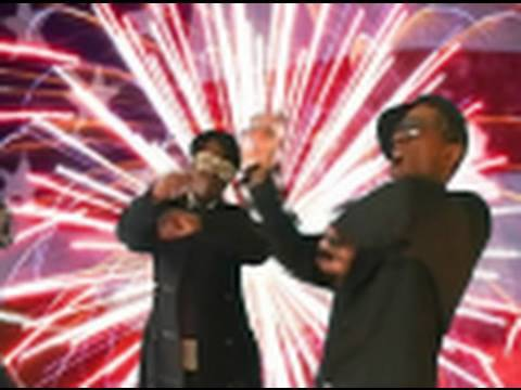 Barack & Michelle Obama Spoof - Flo Rida Right Round (Best Obama Impersonator)