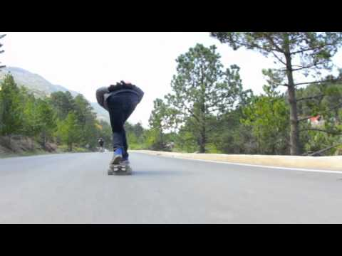 Longboard Mexico: Learning Curve, Patrick Olmos.