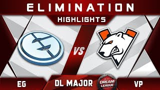 EG vs VP [EPIC TOP 6] Stockholm Major DreamLeague Highlights 2019 Dota 2