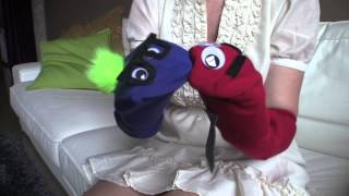 Sunny TV News - Sock Puppet OUTTAKES!